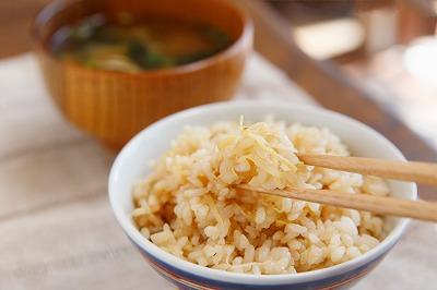 生姜ごはんの素イメージ