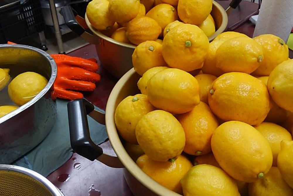 ビンテージ15レモン