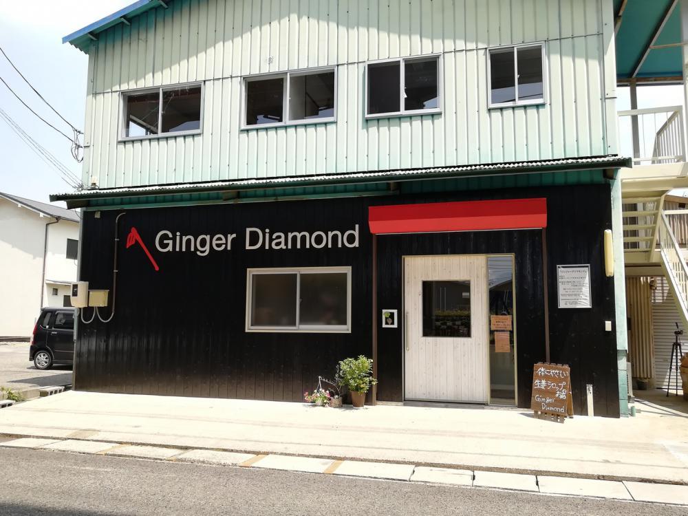 ジンジャーダイヤモンド直営店