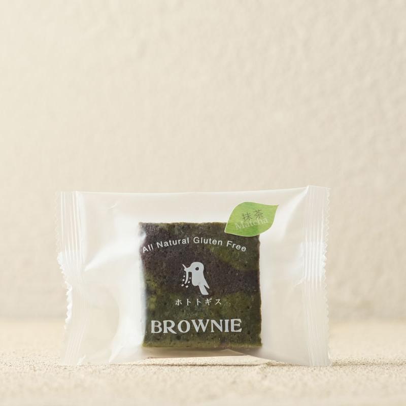 ブラウニー抹茶